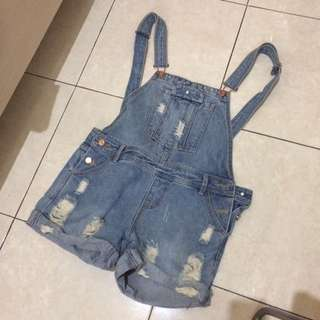 Jeans playsuit