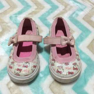 Authentic Keds Hello Kitty Mary Jane
