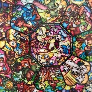 正版迪士尼拼圖砌圖puzzle相架