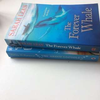 The Forever Whale & The Green Bicycle