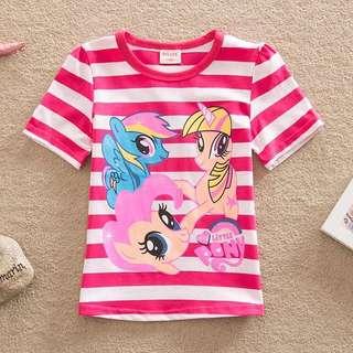 Pony T-shirt ready stock