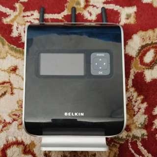 Belkin N1 Vision Wireless Router F5D8232-4