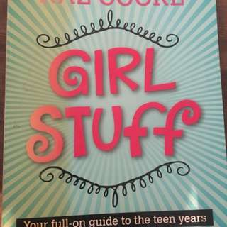 Girl stuff - By Kaz Cooke
