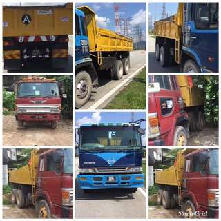 Lorry hino for sale  Dua biji sekali Running condition Permit sekali boleh sewa RM90,000 Berminat call 012-2232322