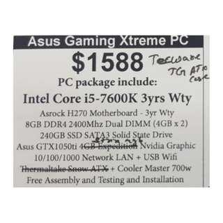 Asus Gaming Xtreme PC