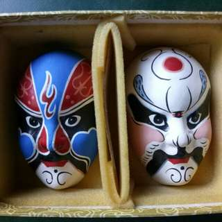 Souvenir Items,Chinese Opera Mask