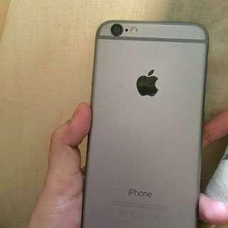 Iphone 6/ 64gb/ issue: Apple id is locked nakalimutan password ng apple id kaya di ma activate, Wala na pera pampaayos kaya benta na lang.