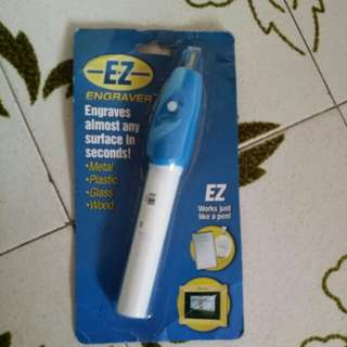 Ez engraver electric pen