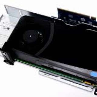 Nvidia GTX555 graphics card