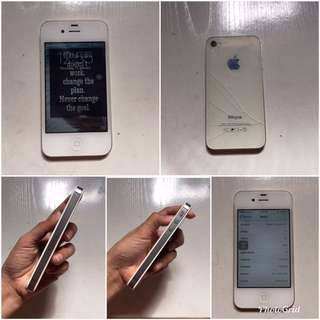 iphone 4s 32gb / Rush