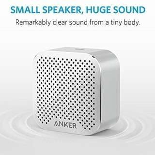 (BNIB) ANKER SoundCore nano Bluetooth 4.0 Speaker with Big Sound (Brand New Boxed)