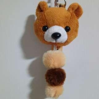 🚚 熊熊吊飾