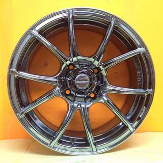 SPORT RIM 16inch FULL CHROME