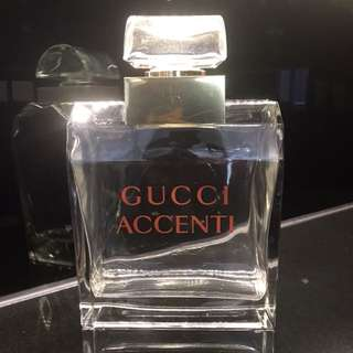 Antique Gucci large display perfume bottle 古董 香水