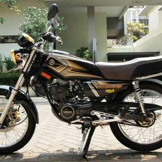 Yamaha rx king 135 cc tahun 2003