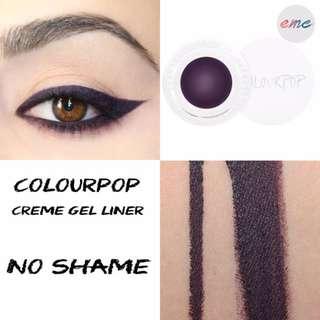 BN Colourpop Creme Gel Colour - No Shame
