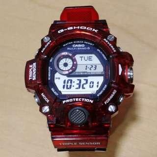 Casio G-Shock GW-9400-1 Rangeman