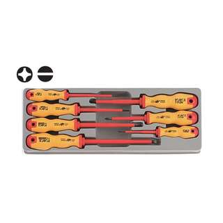 FORCE 7pcs Insulated Screwdriver Set (20715)