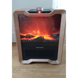 Fireplace Heater 電暖爐