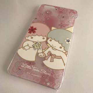 [包郵] Little Twin Stars iPhone 6 Plus Case
