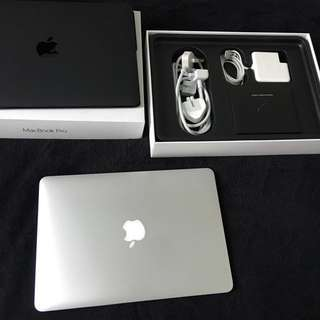 "Rare 2015 MacBook Pro 13"" i7 Model"