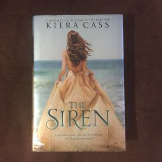 The Siren by Kiera Cass (Hardbound)
