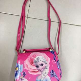 Frozen Sling Bag