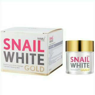*Genuine*Namu Life Snail White GOLD 50ml