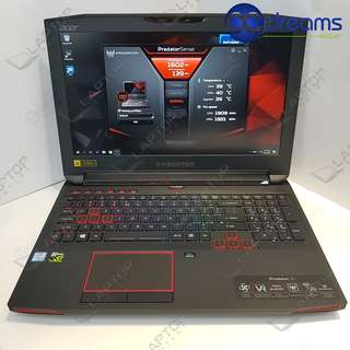 "ACER PREDATOR 17 G9 - 593 - 723Q [BRAND NEW] [i7/16GB/512GB SSD+2TB HDD/15.6"" FHD IPS][PC DREAMS OUTLET]"