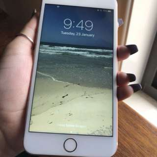 iPhone 6s Plus rose gold 16GB