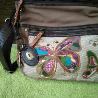 Fossil Bag Preloved