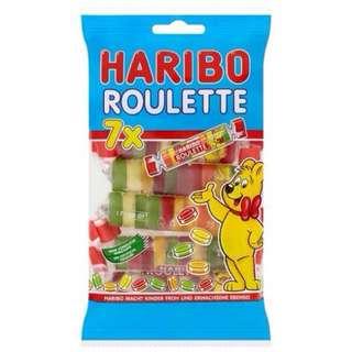 德國Haribo軟糖 - 軟糖捲