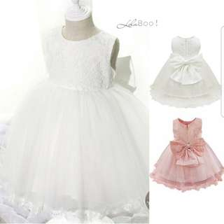 Princess Ball Dress - White