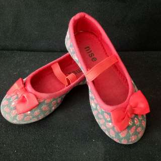 Strawberry Doll Shoes