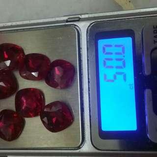 Berlian ruby