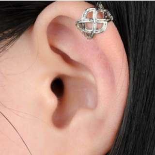 No-piercing earcuff