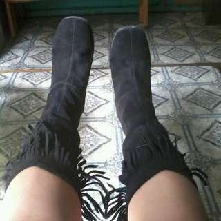 Foldable Boots