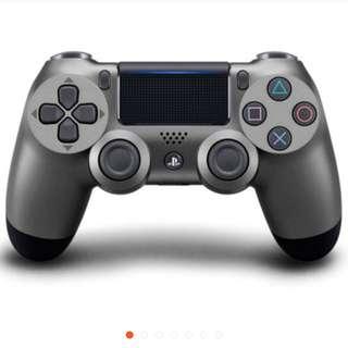 BNIB PS4 Controller Steel Black
