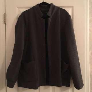 Oak + Fort coat size M