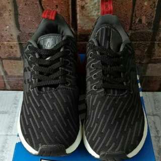 ADIDAS NMD R2 FOOTLOCKER CORE BLACK MIROR QUALITY