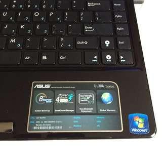 Asus UL30A Laptop