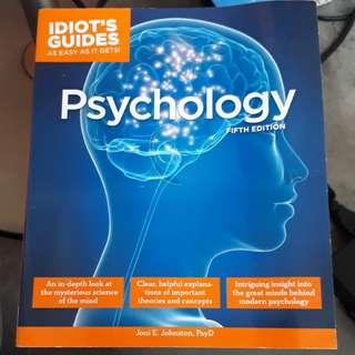 Books: Psychology