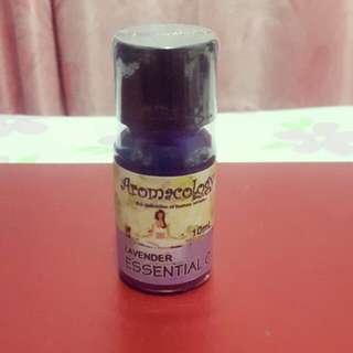 Aromacology Essential Oils: Lavender Oil