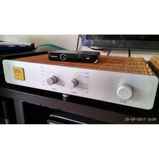 YBA integrated amplifier stereophile audiophile