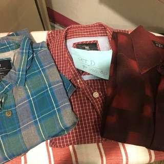 Pre-Loved Branded Men's Clothes