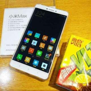(小米 Xiaomi) Mi Max, 64G global version, Powerful Qual-Snapdragon 650 processor (40% faster than Mi Max 2 !)