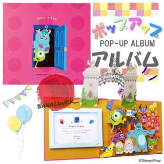 [日本pop Up Album ]