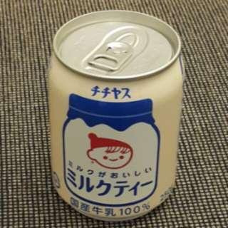 伊藤園奶茶<100%牛乳>