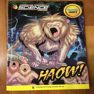 Science Comics - Integrated Thematic Science Series