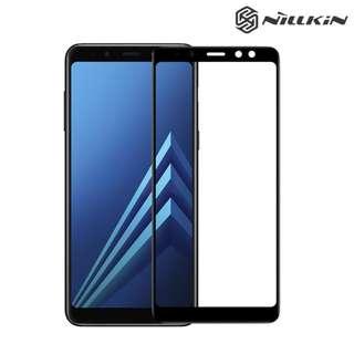 Galaxy A8+ A8 Plus 2018 NILLKIN 3D CP+MAX 全屏覆蓋鋼化玻璃膜 0016A